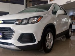 chevrolet trax 2018 white SUV For Sale