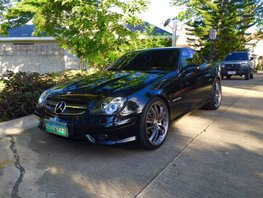 2001 Mercedes-Benz Slk-Class for sale