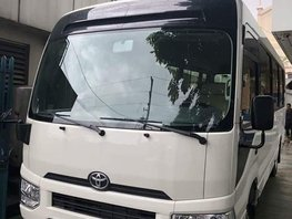 2018 Toyota Coaster 22seaters for sale