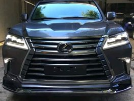 2018 Lexus LX450D 4.5L Diesel 4x4  for sale