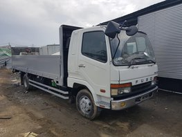 Dropside Cargo truck - FUSO Fighter - Reconditioned Japan Surplus Truck