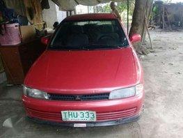 For sale Mitsubishi Lancer glxi 1993