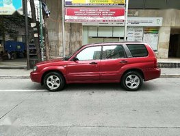 Subaru Forester 2004 for sale