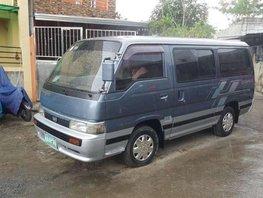 2004 Nissan Urvan Caravan Diesel AT FOR SALE