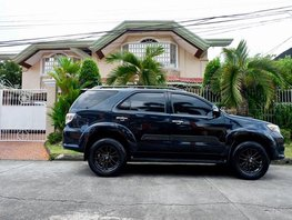 2013 Toyota Fortuner G 3rd Generation FOR SALE