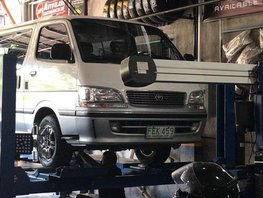 1999 Toyota Hiace Very reliable vehicle