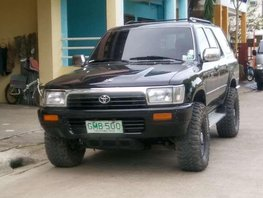 2001 Toyota Hilux wagon FOR SALE