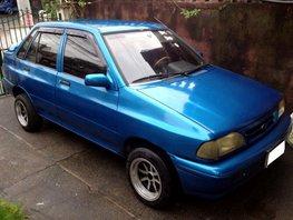 1996 Kia Pride Wagon for sale