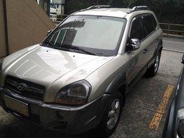 2005 Hyundai Tucson Diesel 4x4 For Sale