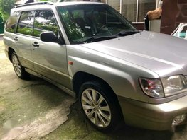 Subaru Forester 2002 Model For Sale