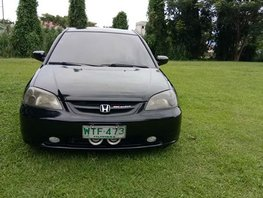2001 Honda Civic Dimension Black For Sale