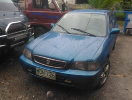 1998 Honda City Lxi Automatic Trans For Sale