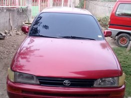 1994 Toyota Corolla Fresh Red For Sale