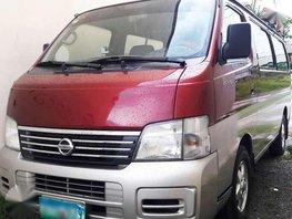 2013 Nissan Urvan Estate 3.0 VX DIESEL