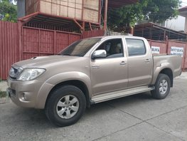 2011 Toyota Hilux 3.0L A/T Beige For Sale