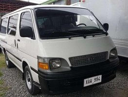 Toyota Hiace Commuter 2002 FOR SALE