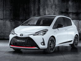 Toyota Yaris GR Sport 2019 - Apprentice of the limited-edition GRMN for Europe