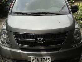 2014 Hyundai Starex Silver For Sale