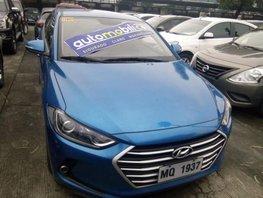 2016 Hyundai Elantra Blue For Sale