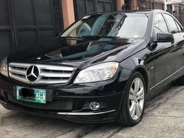 Mercedes Benz Kompressor C200 2009 For Sale