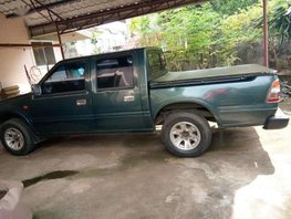 Isuzu Fuego Pick-up 2000 Green For Sale