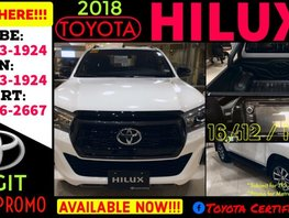 2019 New Toyota Hilux Conquest 2.4L MT Available now Call 09988562667 Brand New Casa Sale