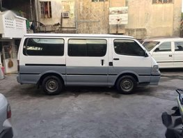 For sale! Toyota Hiace commuter van 1997 model local