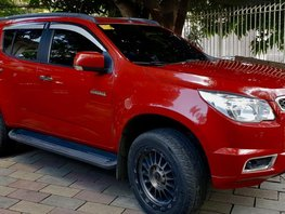 CHEVROLET TRAILBLAZER 2016 FOR SALE