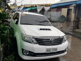 Toyota Fortuner G 2015 Diesel 4x2 For Sale