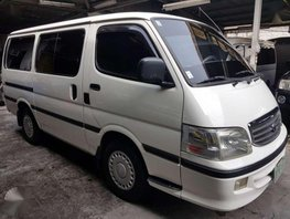 Toyota Hiace GL Gas Manual 1999 FOR SALE