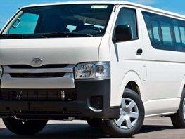 Assume balance Toyota Hiace 22months paid 2016