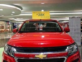 New 2018 Chevrolet Trailblazer For Sale