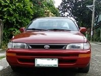 Toyota Corolla 1994 XE Red For Sale