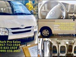 Sell White 2019 Toyota Hiace Van in Cavite City
