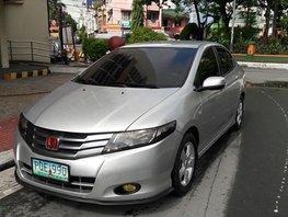 2010 Honda City Silver Sedan For Sale