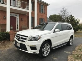 2015 Mercedes-Benz GL250 Gasoline Automatic