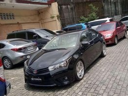 2016 Toyota Altis 1.6G for sale