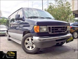 2005 Ford E-150 AT Gas for sale