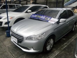 2016 Peugeot 301 Silver For Sale
