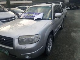 Subaru Forester 2006 P288,000 for sale