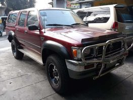 1996 TOYOTA Hilux 4x4 FOR SALE