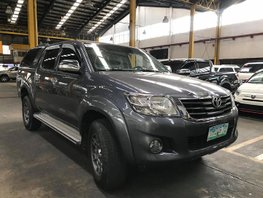2011 Toyota Hilux 4x2 E FOR SALE