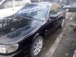 1997 AUDI A6 Black Sedan For Sale