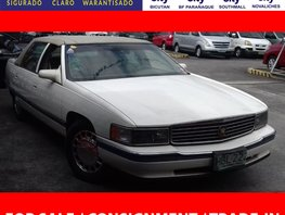 1994 CADILLAC DEVILLE White For Sale
