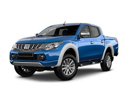 2018 Mitsubishi STRADA GLX MT Blue For Sale