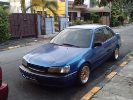 Toyota Corolla 1998 Blue Sedan For Sale
