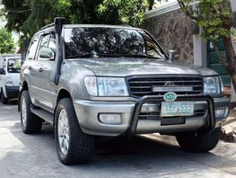 Toyota Land Cruiser 100 Series AT Diesel LC100 1999
