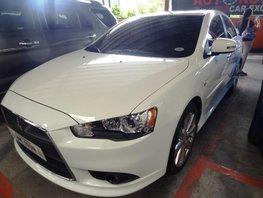 Mitsubishi Lancer 2016 Gasoline Automatic White