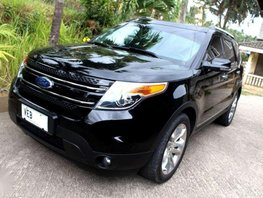 2011 Ford Explorer LTD 4WD AT V6 Casa Maintained 950 000 Negotiable