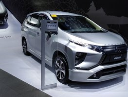 [PIMS 2018 - Part 2] Mitsubishi: All eyes are on the prototype e-Evolution concept car